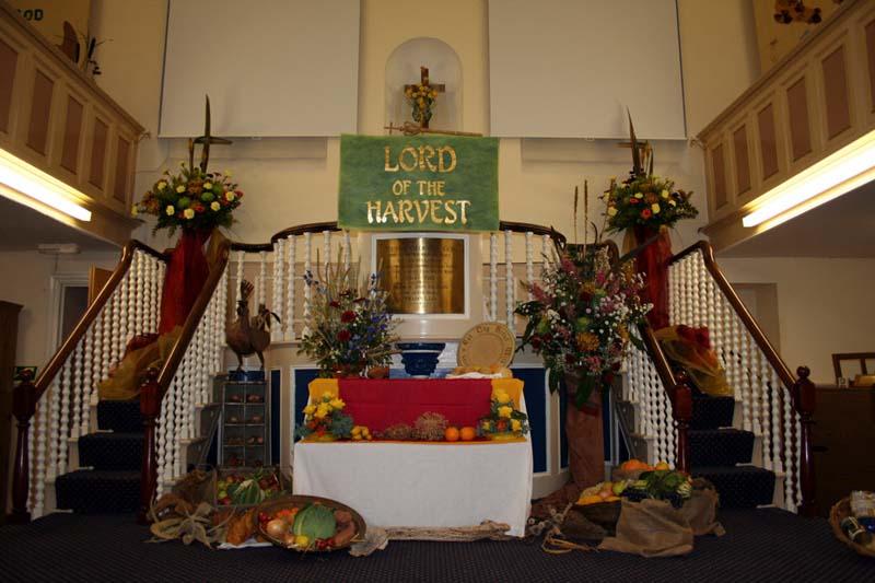 Abergavenny-Harvest
